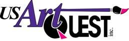 US Art Quest Logo