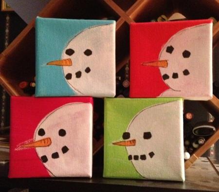 snowmen 2013