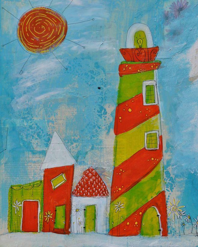 lime lighthouse