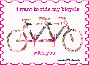 Valentine Bike Ride